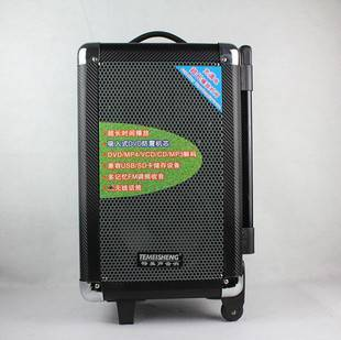 Multy-functional Movable speaker with DVD player