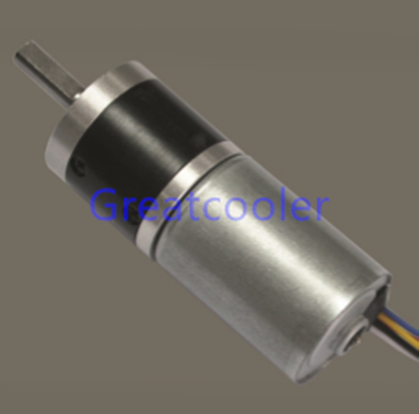 28mm Planetary gearbox + WBDM2847 Brushless DC Motor