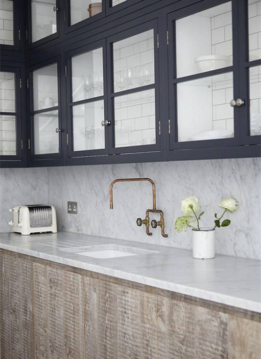Safe and Stylish Performance Of Veined Collection Of Engineed Quartz Stone
