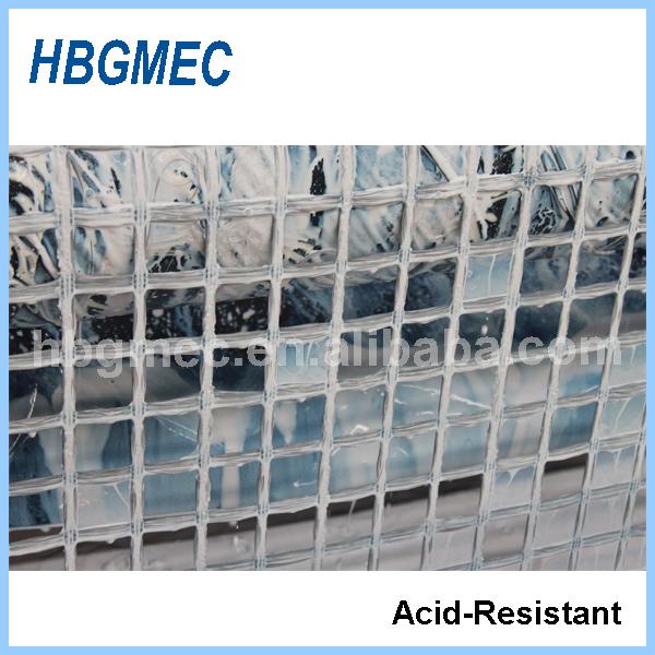 Fire Resistant basalt fiber geogrid