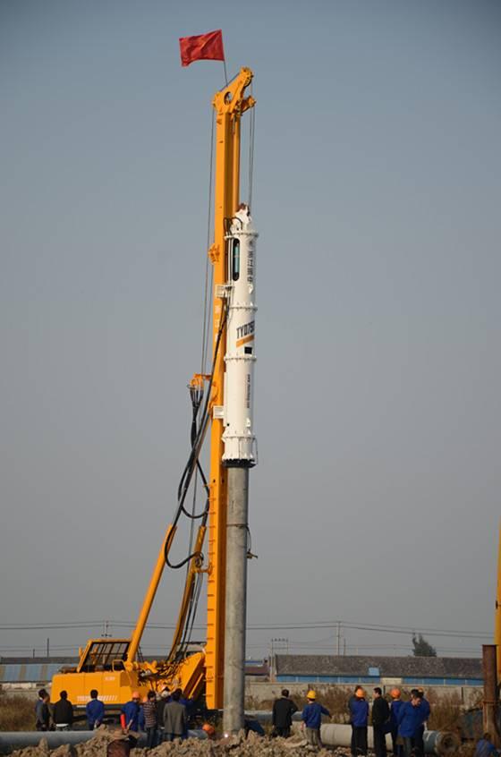 TYD 6300A Hydraulic Impact Hammer