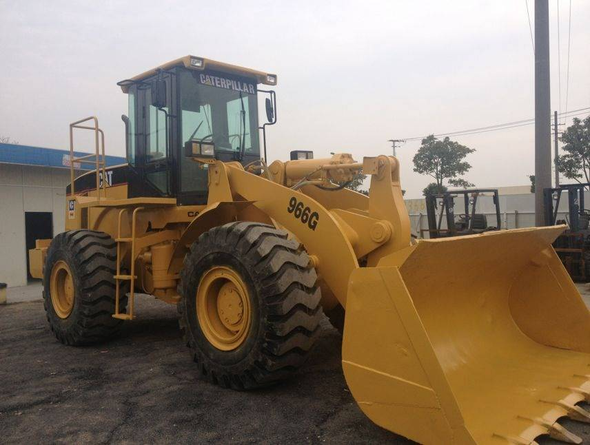 used 966G CATERPILLAR wheeled loader