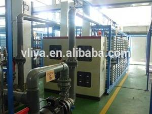 Vliya Electronic RO System Water Treatment Machine with EDI module