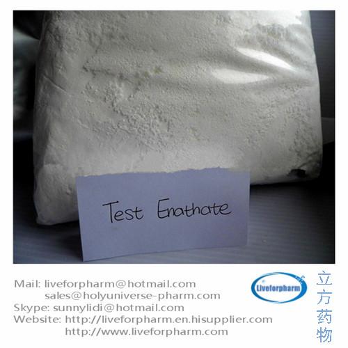 Testosterone Enanthate Test E Delatestryl Testostroval Testro LA Andro LA Durathate Everone Testrin