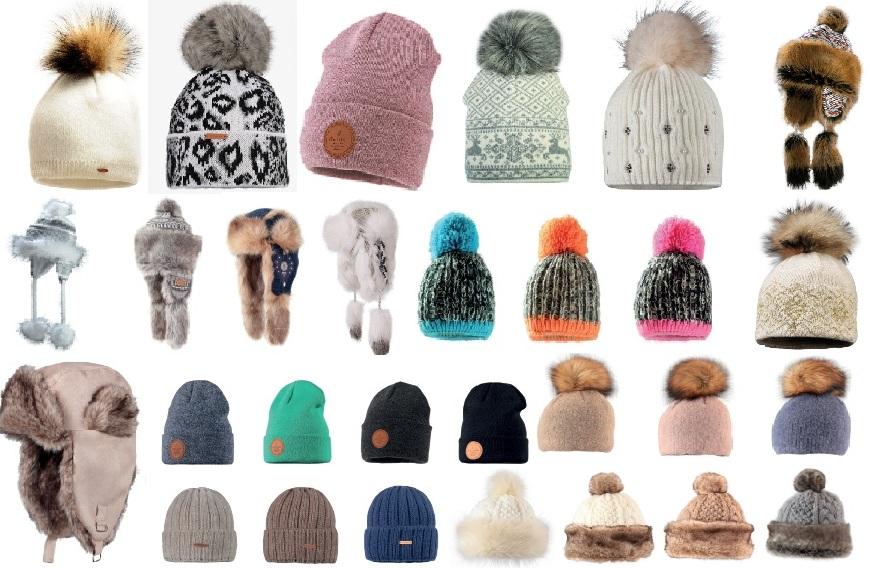 Women's and men's hats