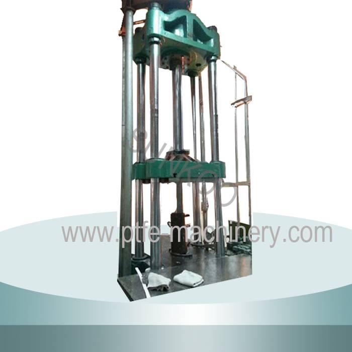Teflon PTFE Tube RAM Extruder Extruding Machine