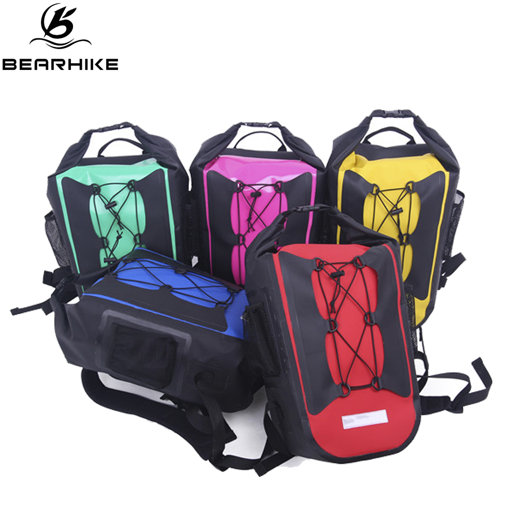 Waterproof Travel Dry Bag Backpack For Camping And Hiking