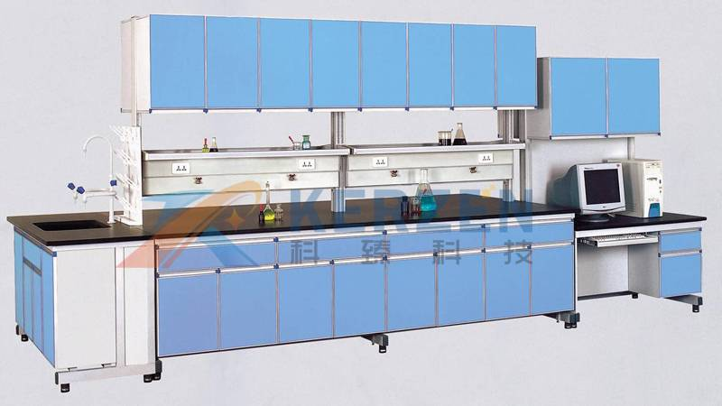Guangzhou factory produced laboratory bench