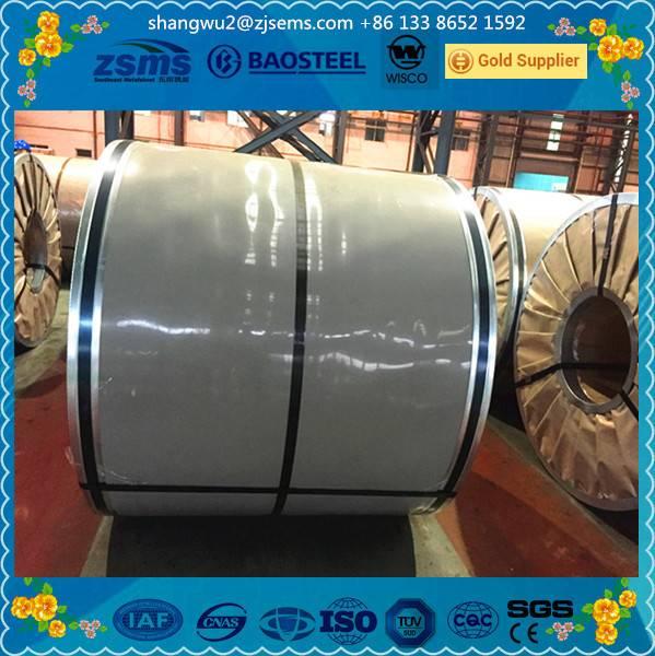 Galvanized Silicon Steel Coil
