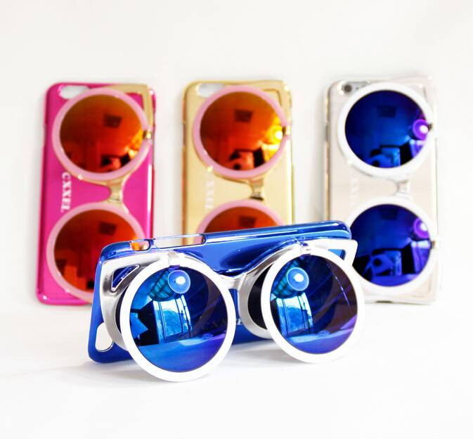 iPhone 6plus Cases iPhone 6 Case Cell Phone Case Sunglasses Cases with Retail Package Free Drop Ship