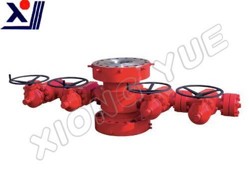 API 6A Standard drilling casing head and tubing head spool