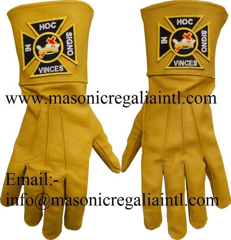 KT Leather Gloves
