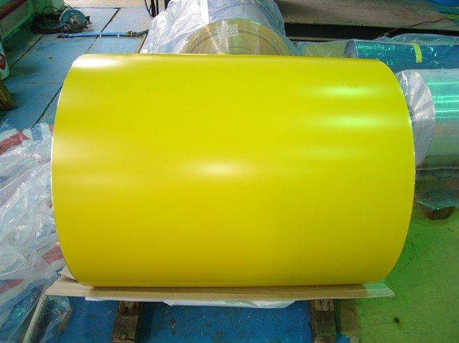 PPGI coil,prepainted steel coil