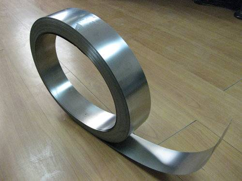 ASTM B 265 titanium foil
