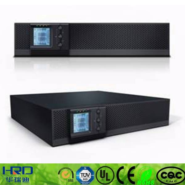 Ups For Power Supply System Rack mount online ups 1-3kva