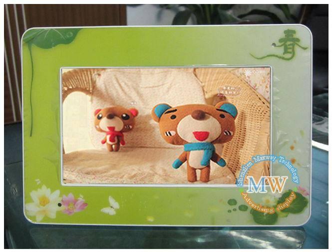 super lovely 7 inch digital photo frame for kids