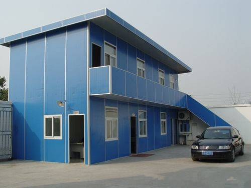 China supplier light steel homes Guangzhou house plans