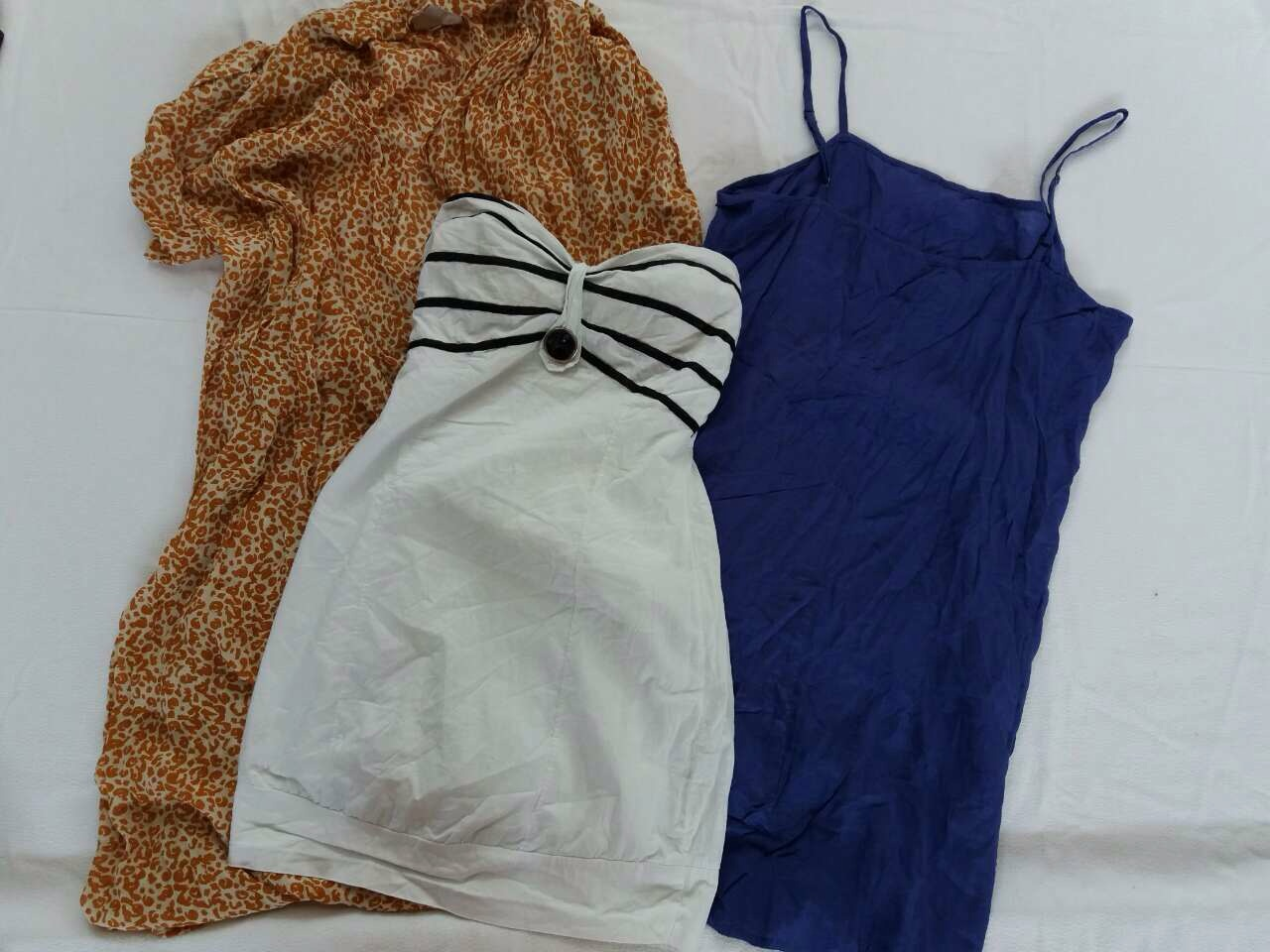 Used clothing in bulk, cheap price.