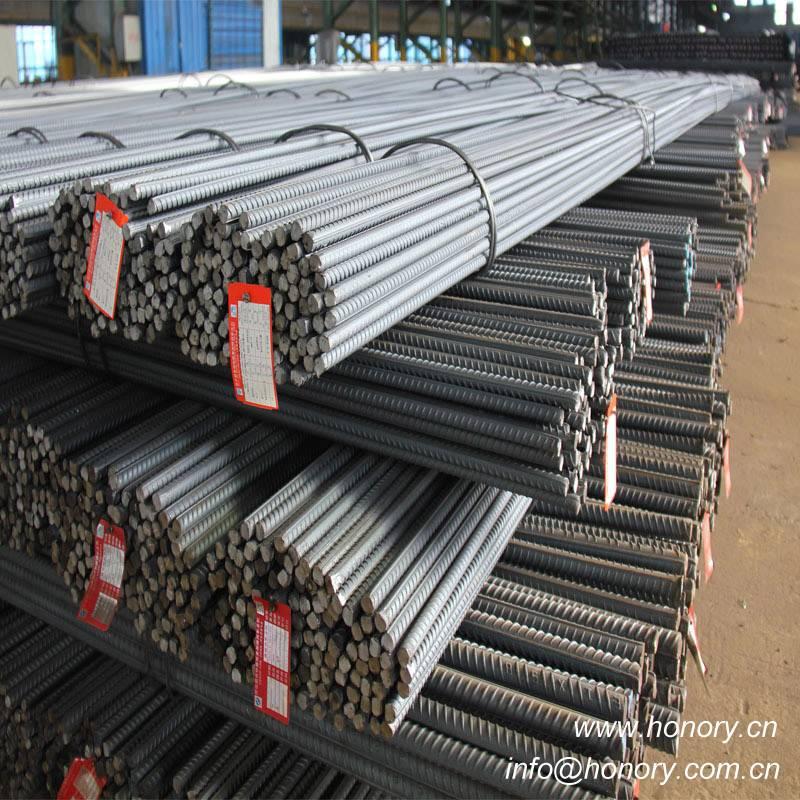 Steel rebar