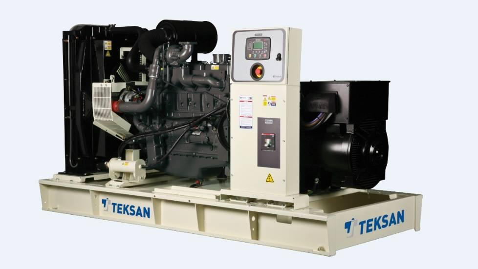 Doosan Range Diesel Generator Sets
