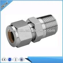 Swagelok type male connector,high quality tube fitting