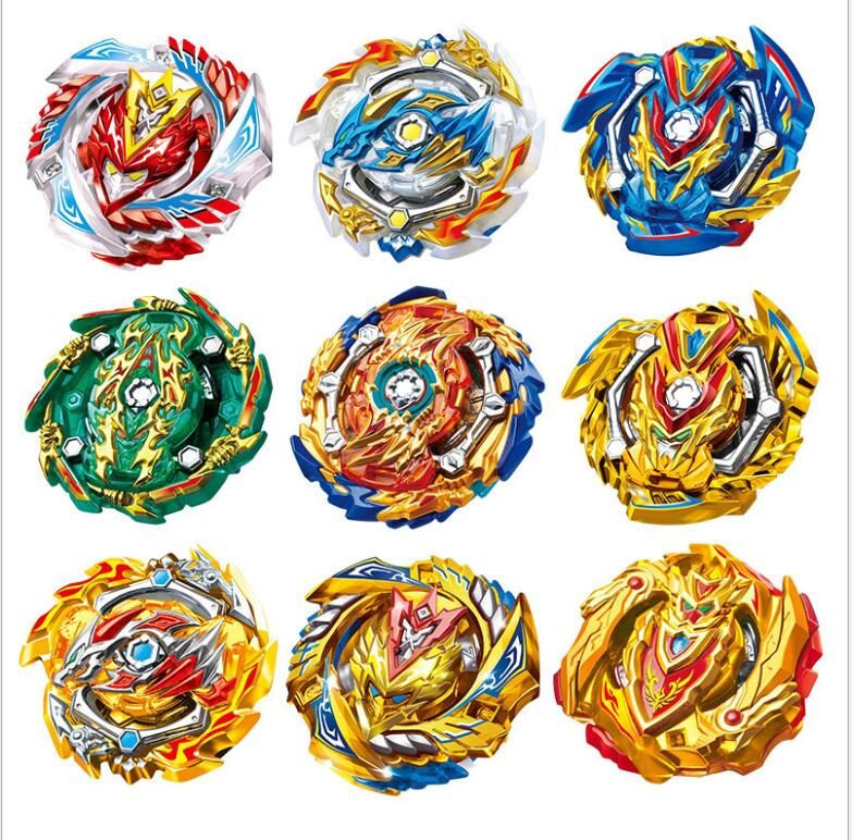 2019 Spinning Gyro Beyblades Burst Battle Top Fusion Metal Toys With Launcher For Children Boy