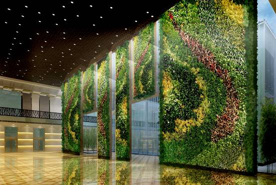 Top sale high quality artificial plant wall /fake plant wall high imitation artificial plant wall fo
