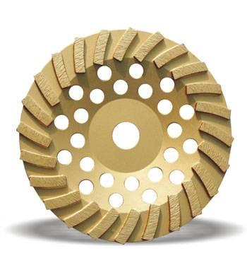 segmented turbo cup grinding wheel &Side grinding wheels&Sintered grinding wheel