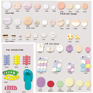 Cosmetic Puff and Make-up Sponge...