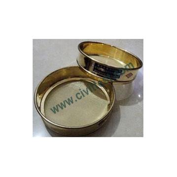 8inch 200mm Brass Grading Testing Sieve