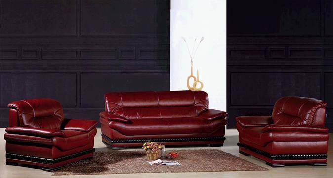 Sofa Leather Modern