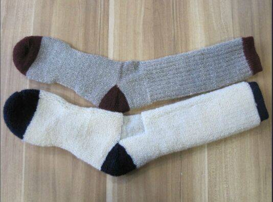 4.5'' Terry & Plain socks knitting machine
