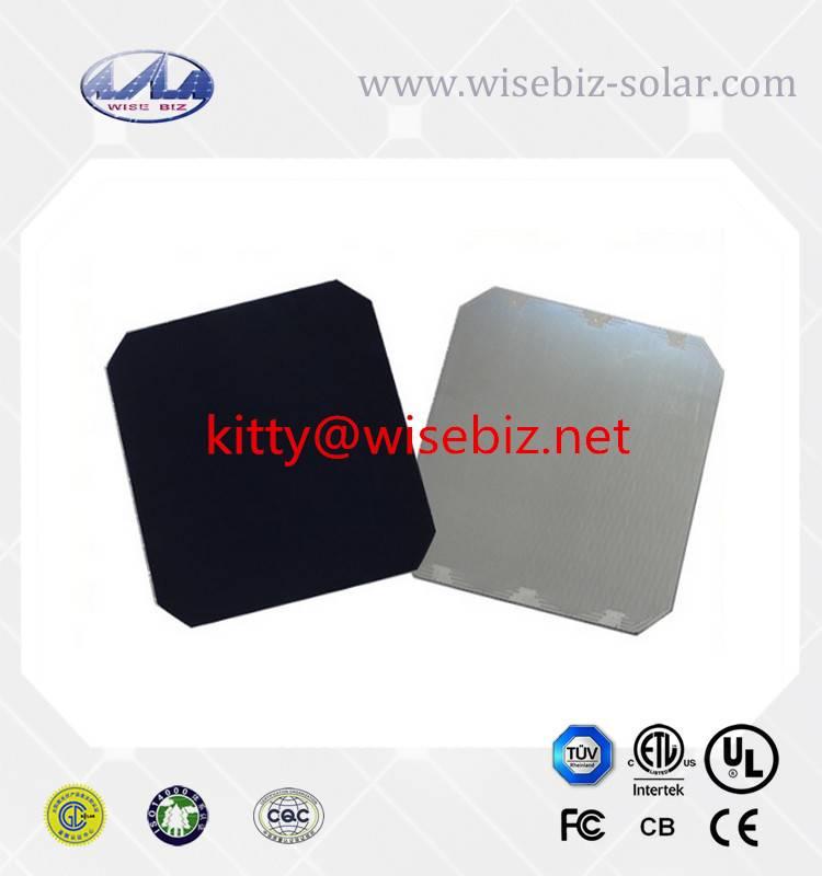 sunpower solar cell with 125X125mm