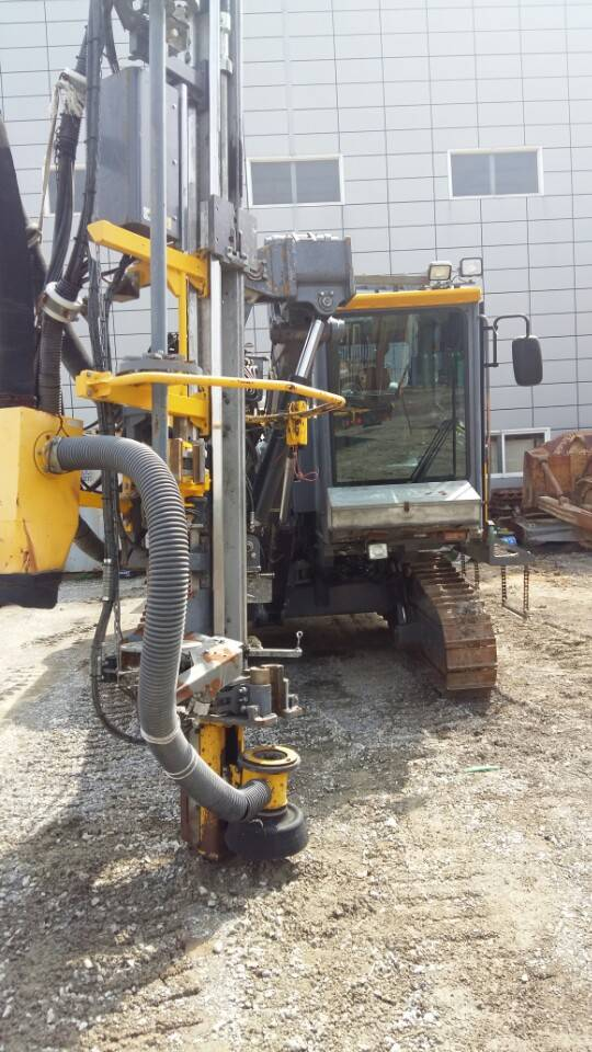 Used hydraulic crawler drill ATLAS COPCO POWERROC T30