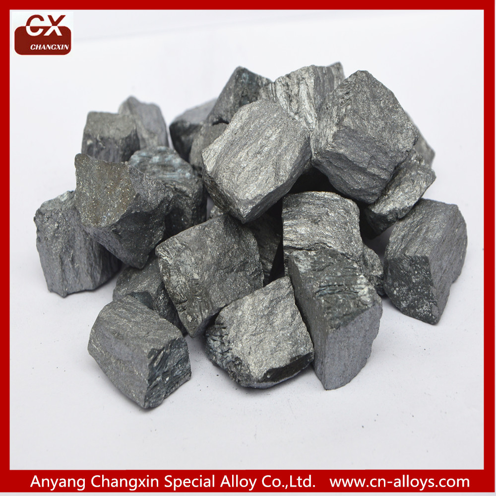 China manufacturer trade supply ferro silicon magnesium alloys and metals price