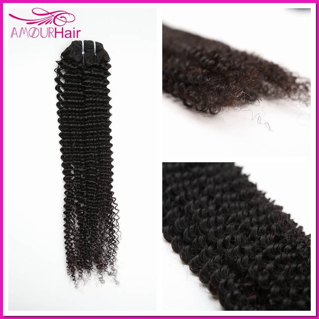 Brazilian Virgin Hair Weaving, Kinky Curly, 8 inch-34 inch,100% human virgin Hair