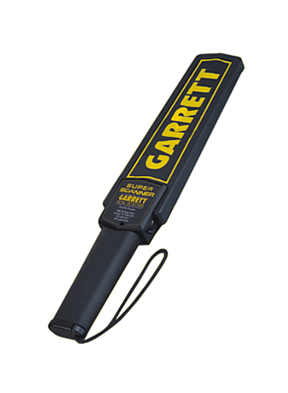 hand held weapon metal detector(Garrett 1165180)