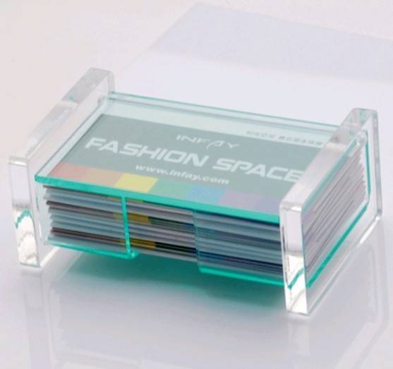 Acrylic Cardcase business visiting card case