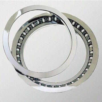 RE4010 Crossed roller bearing for rotation of the machining center