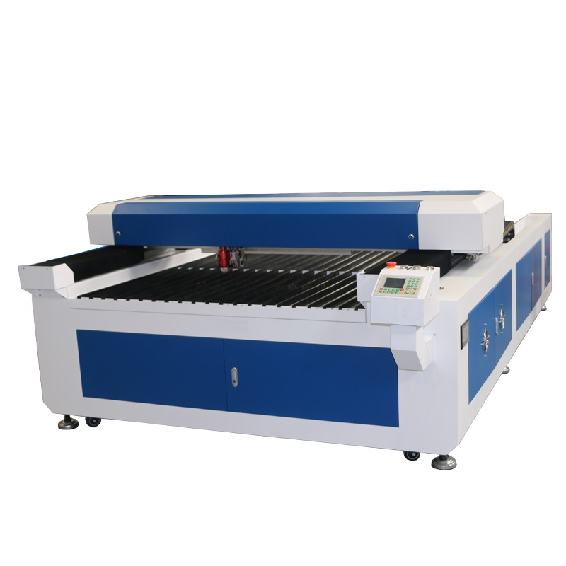 metal non-metal mixed laser cutting machine from China