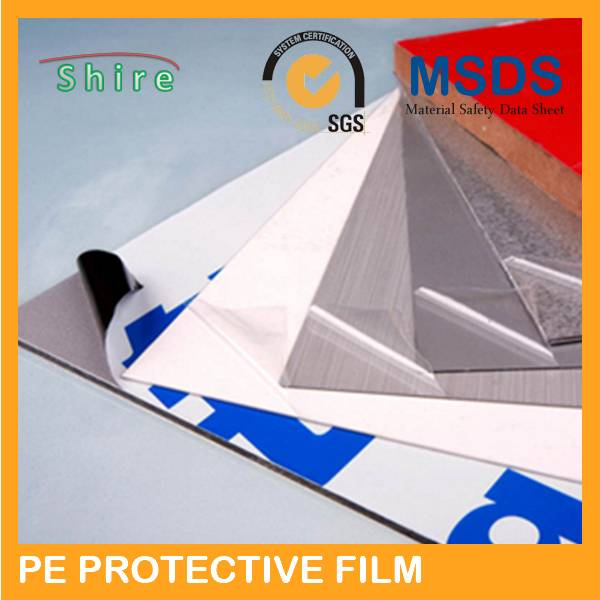 aluminum sheet protective film/adhesive protective film for aluminum panel