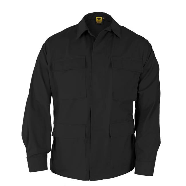 Simple Style Fire Retardant Cotton Shirt