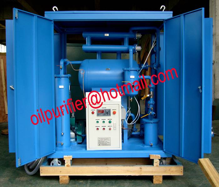 electrical insulating oil filtering machine,Oil Purifier maintains the oil's dielectric strength, re
