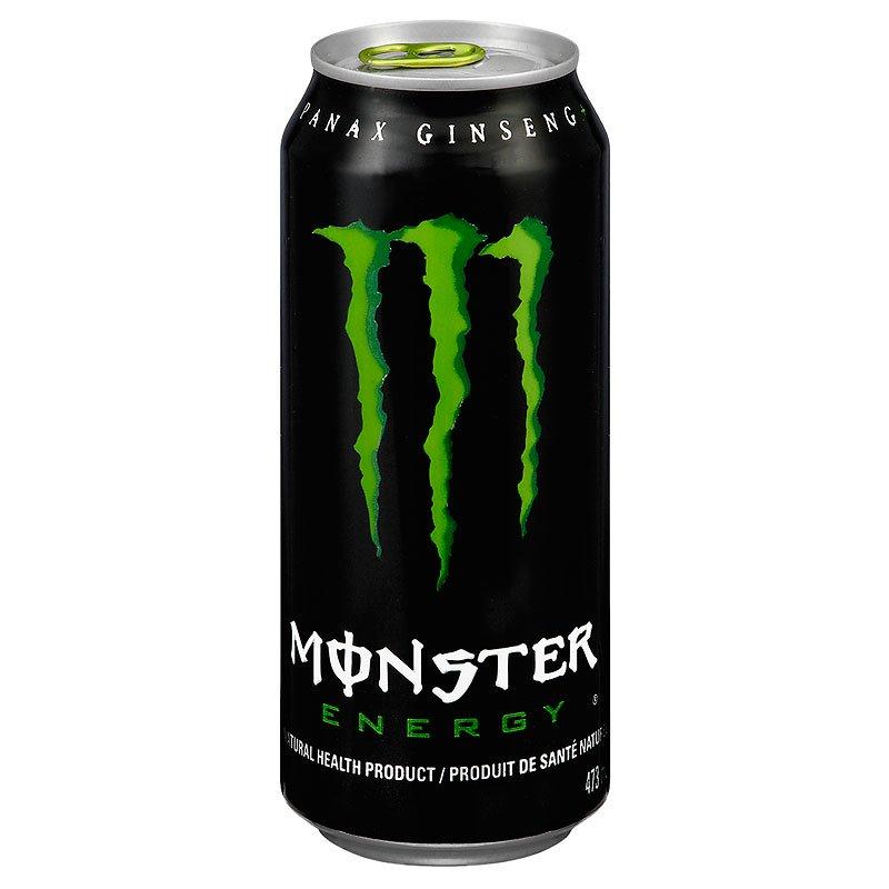 Monster Energy Drink 473ml