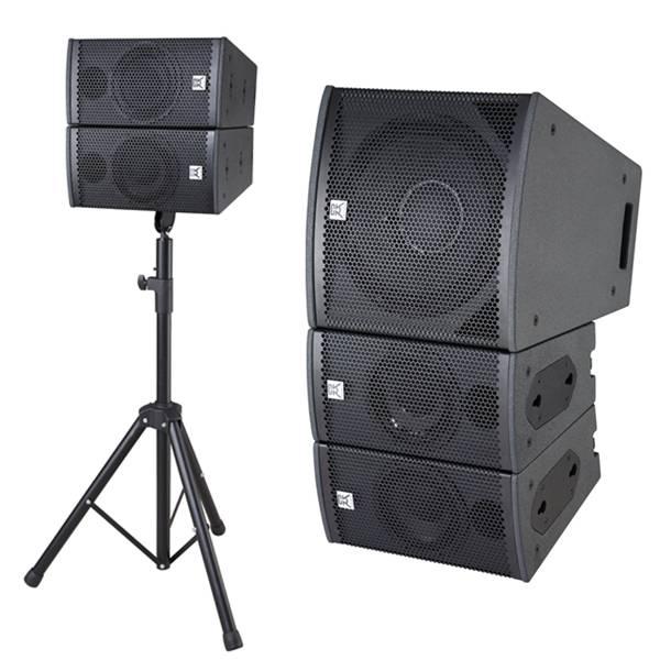 Musical instrument  mini array speaker system