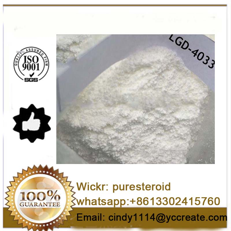 Anti-Cancer White Powder Sarms Ligandrol powder LGD-4033 for oral Strength muscles & prohormone ster