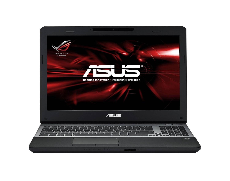 ASUS  15.6-Inch Gaming Notebook (Black)