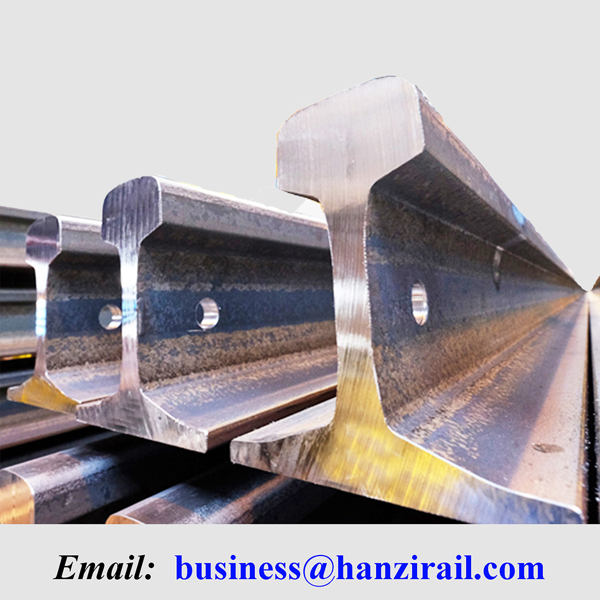 115RE Steel Rail Producer