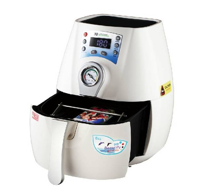 Mini 3D Sublimation Vacuum Machine