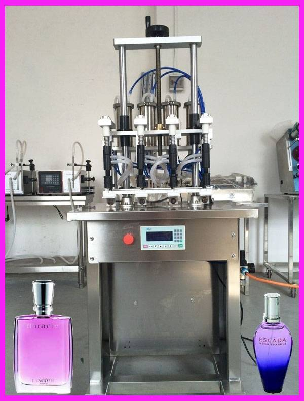 cosmetic perfume filling machine liquid 1000ml for small business